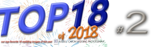 Russell Caron Wedding Photography Top 18 of 2018 #2