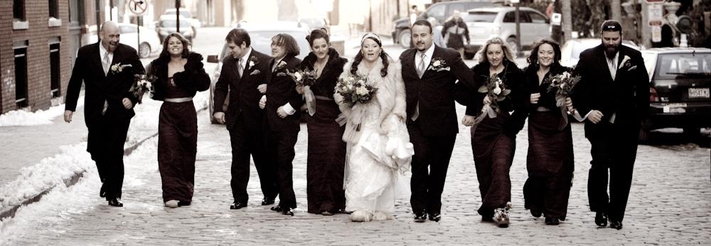 Weddings in Portland Maine
