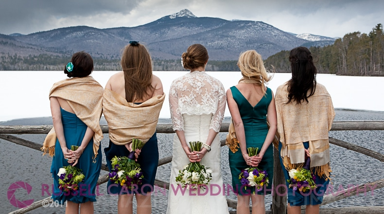 winter weddings in New Hampshire