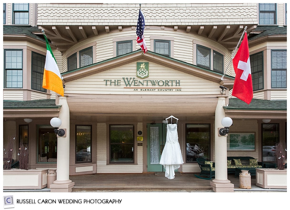 Weddings at the Wentworth