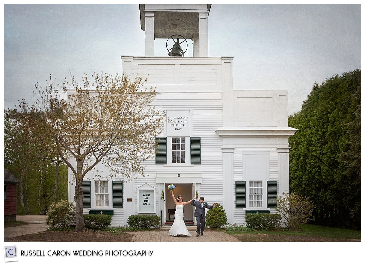 Jackson Community Church, Jackson, NH