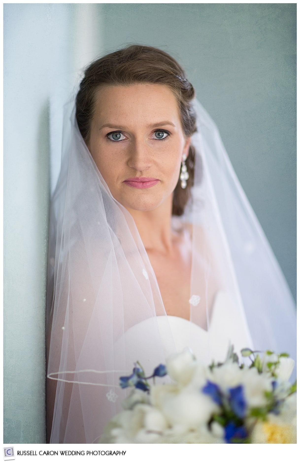 Laura's bridal portrait