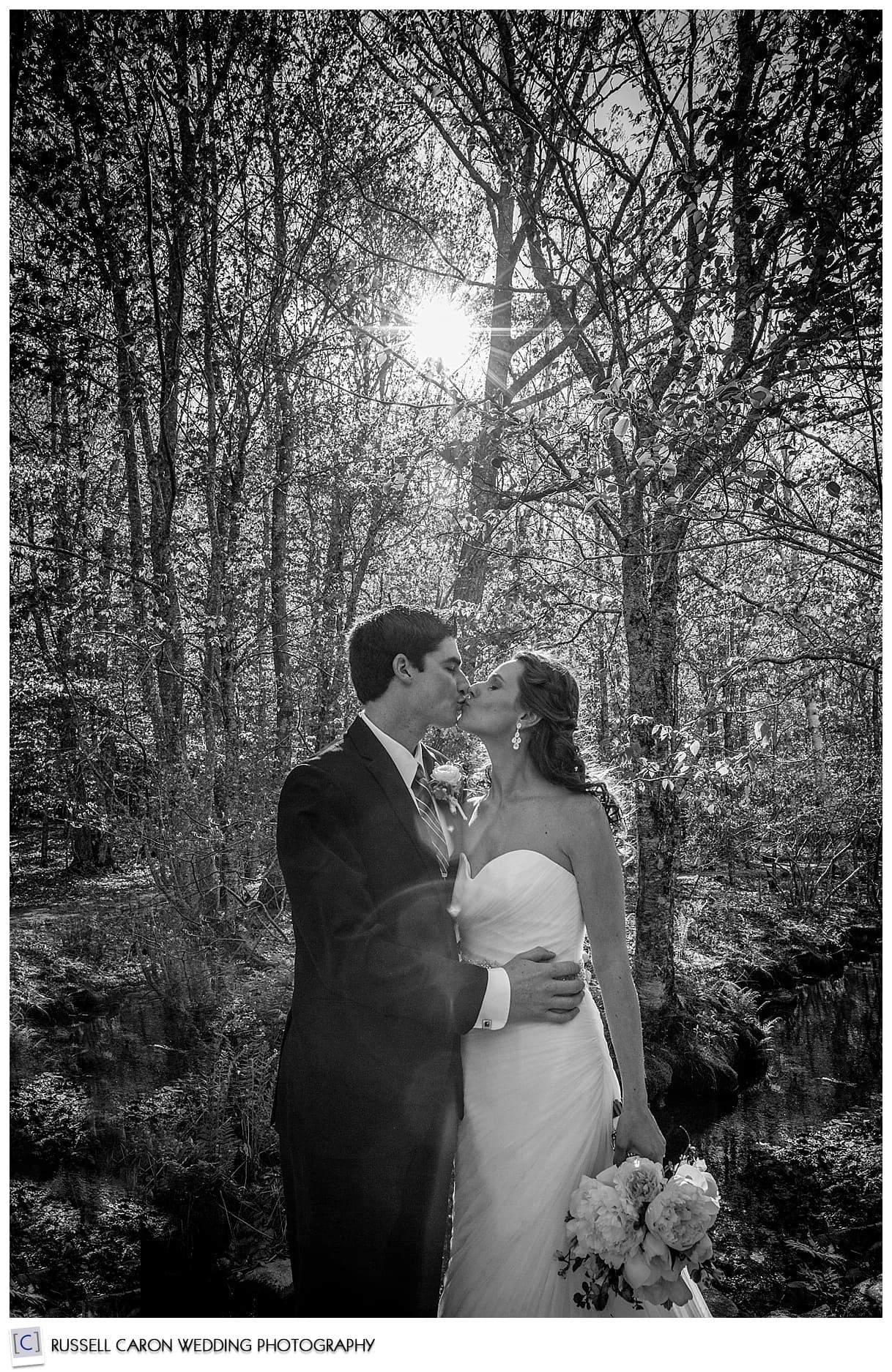 Acadia National Park wedding photos