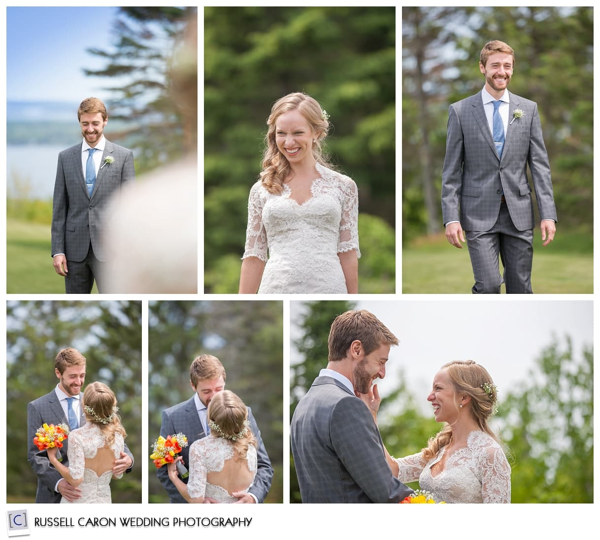 First look with Mackenzie and Josh