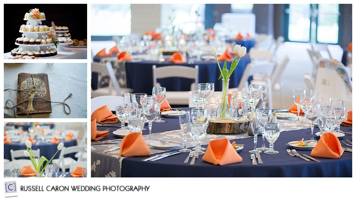 Wedding details at the Pavilion, Point Lookout