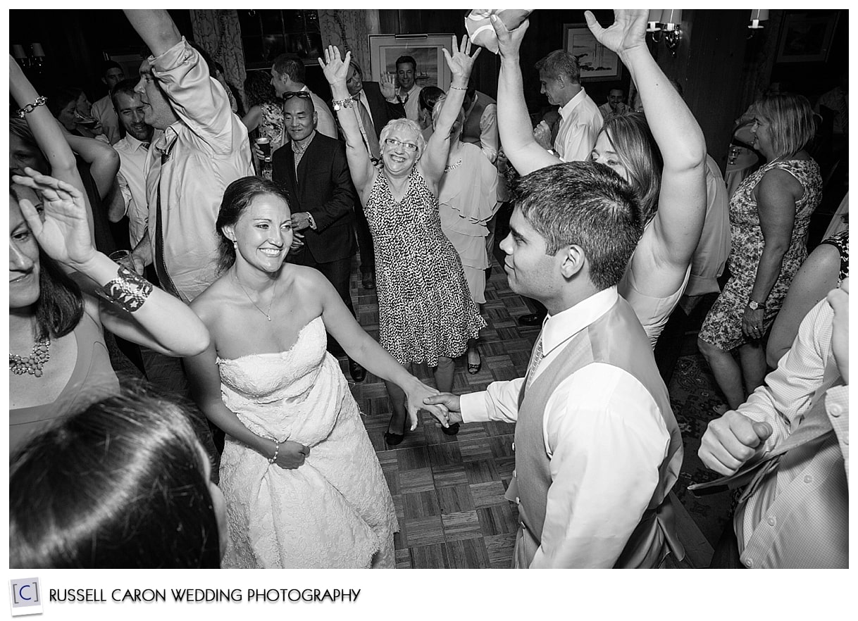 Last dance at the Colony Hotel, Kennebunkport