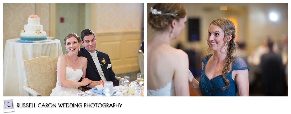 Lord Jeffery Inn wedding reception