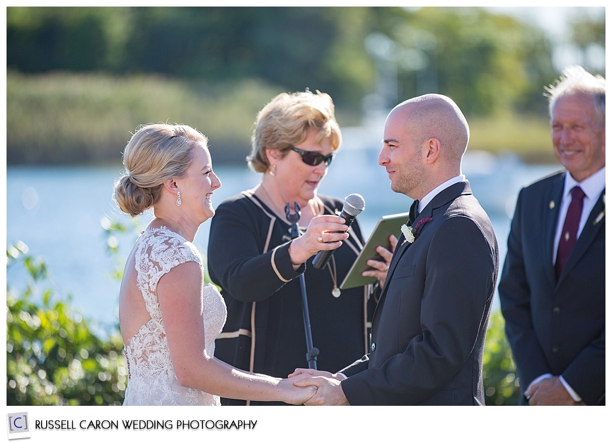 bride-and-groom-during-wedding-vows