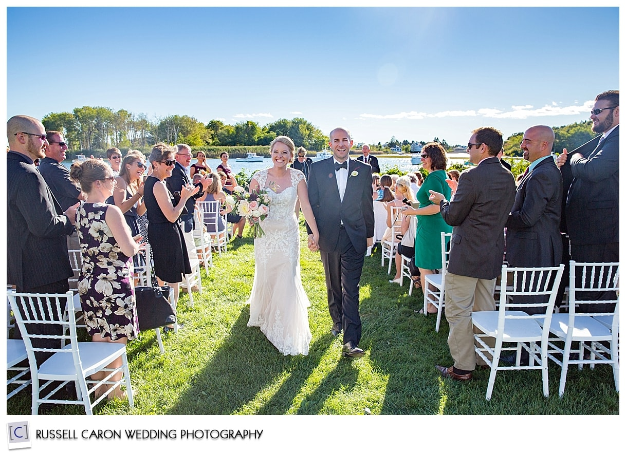bride-and-groom-during-recessional-at-nonantum