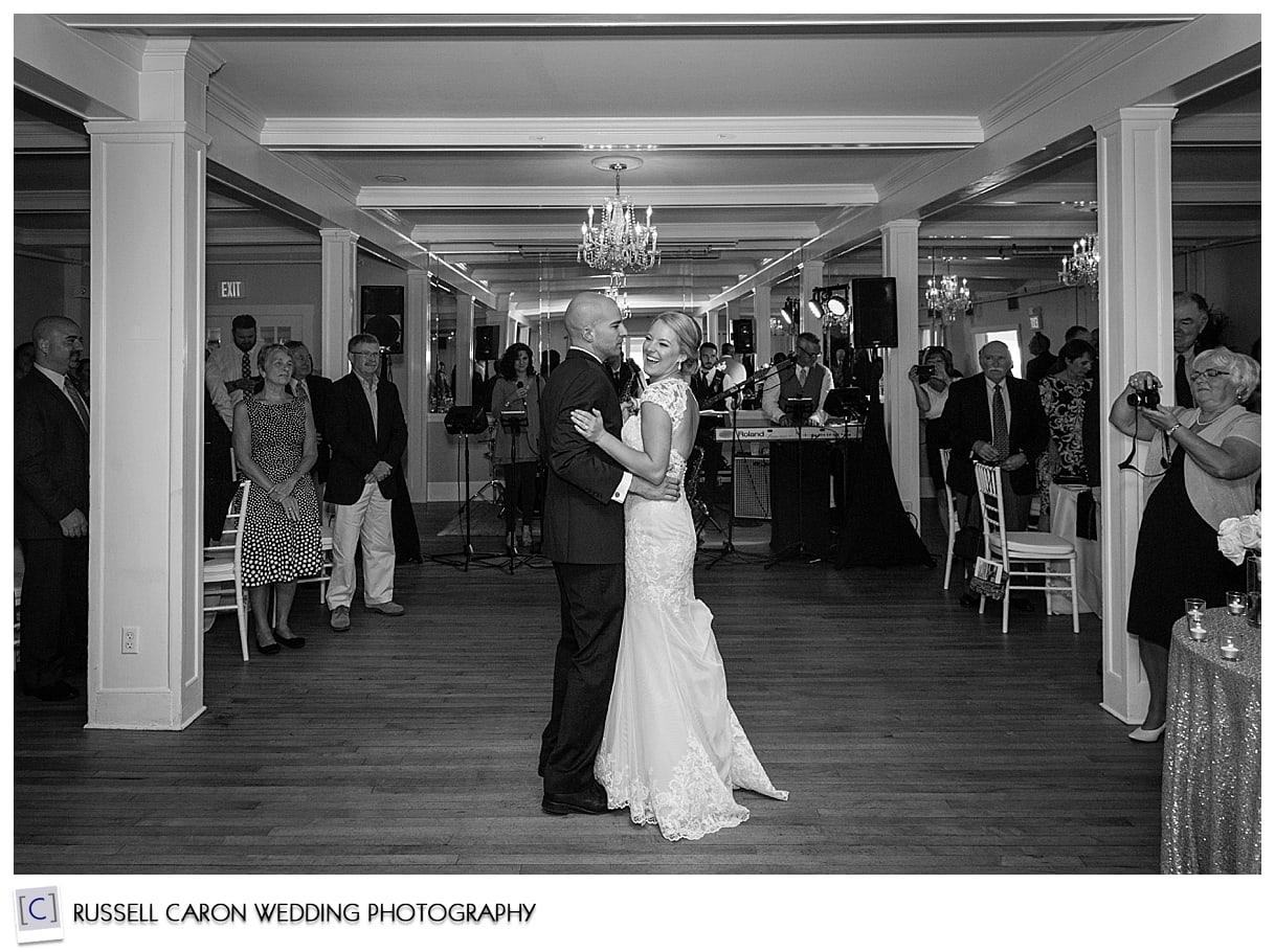 first-dance-photos-in-the-nonantum-ballroom