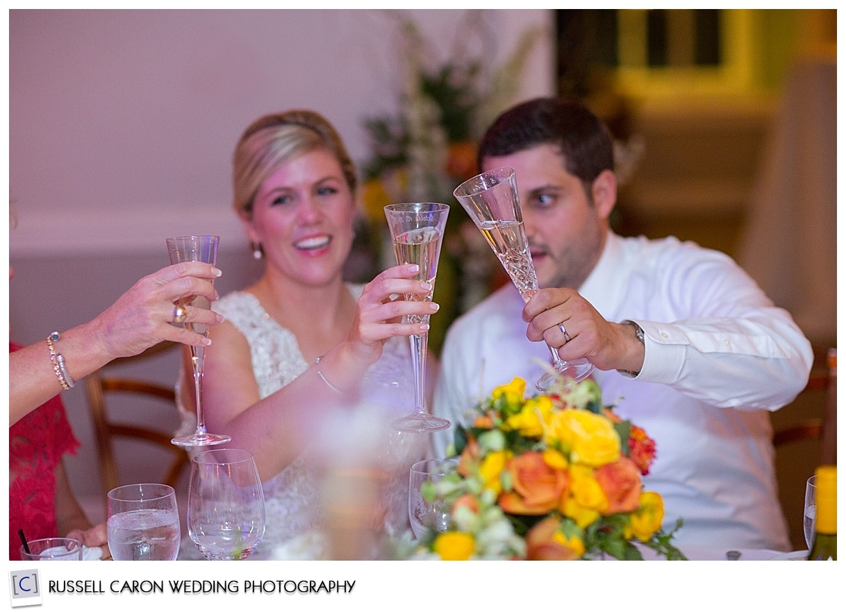 bride-and-groom-during-champagne-toast-at-nonantum-wedding