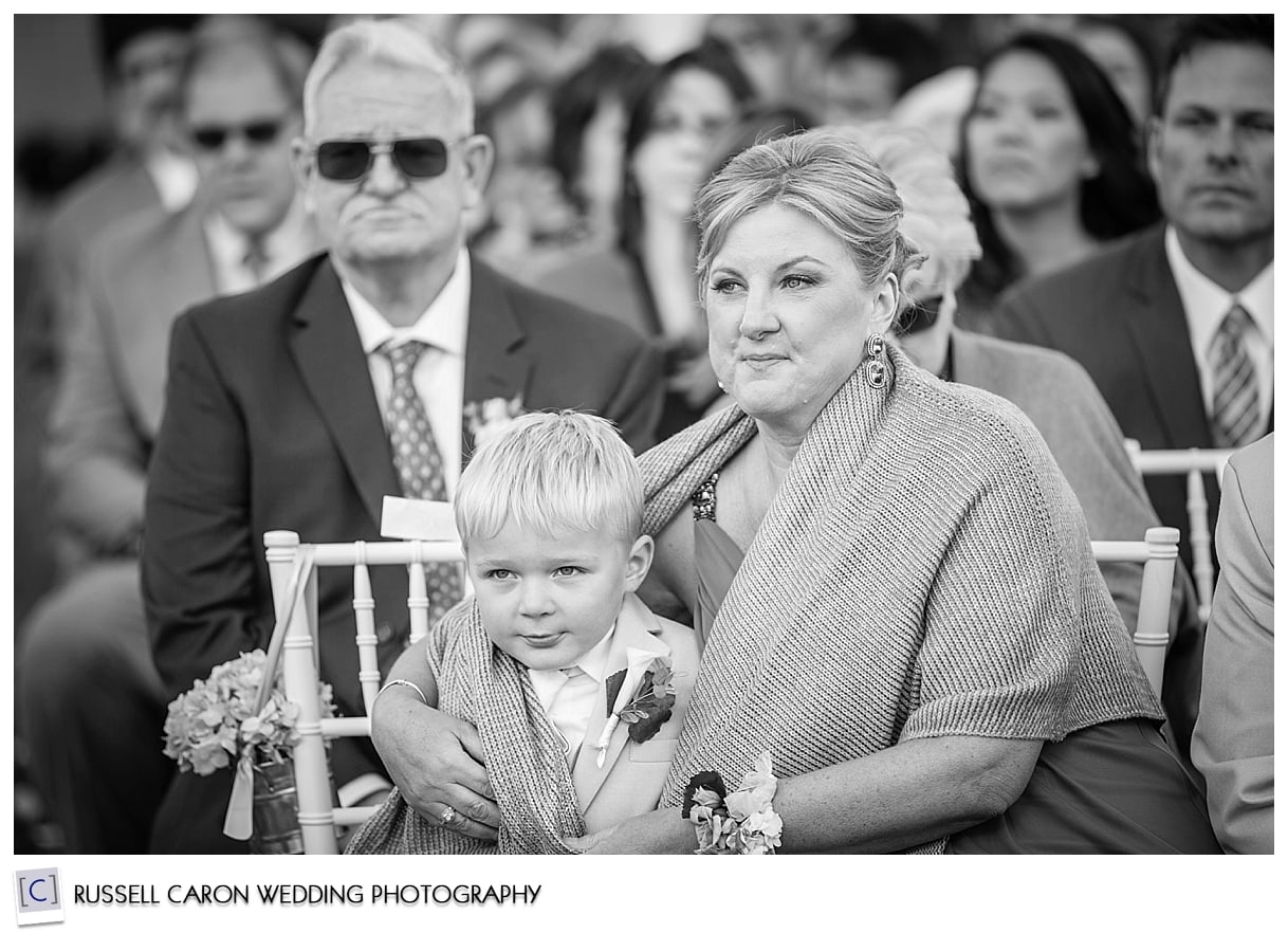 family-during-wedding-ceremony