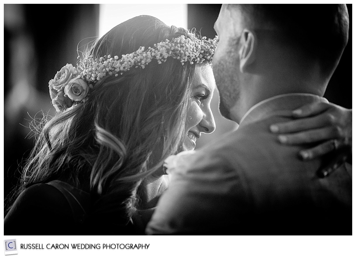 Beautiful photo of newlyweds first dance, 2015 best wedding images