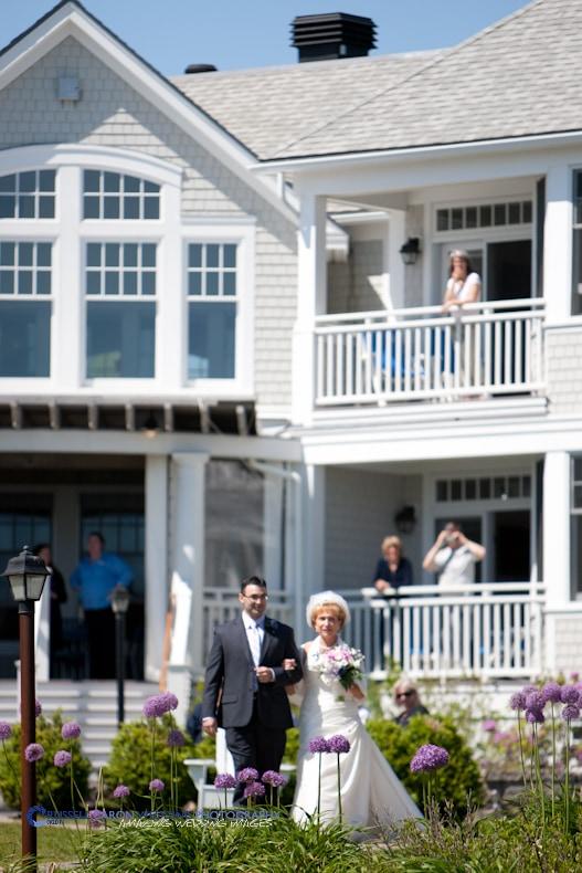 wedding photography in Ogunquit Maine