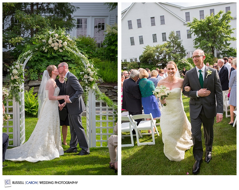 Weddings in Camden Maine