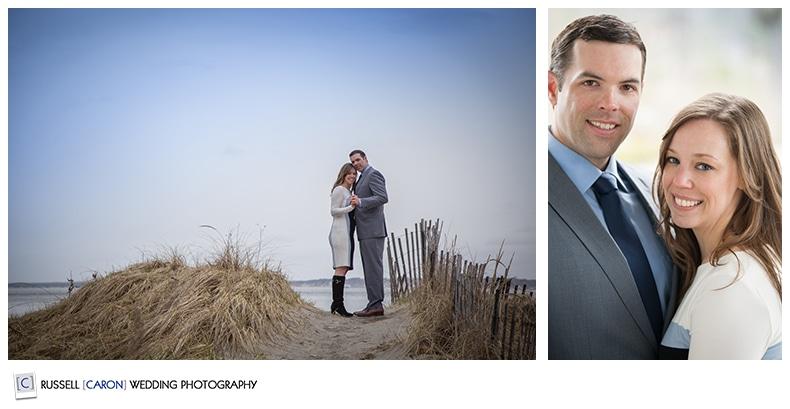 Scarborough Maine wedding photographer