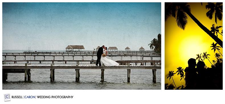 Ambergris Caye wedding photography