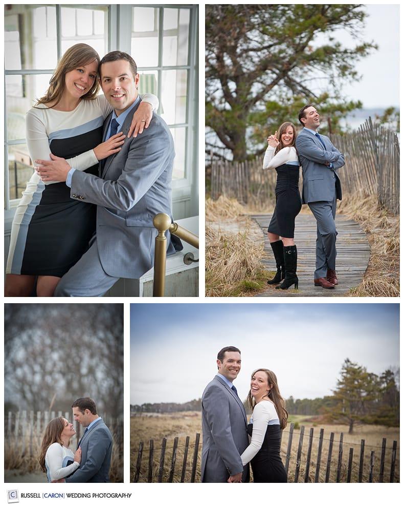 russell caron maine wedding photographers