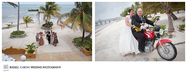 ambergris caye wedding photographer