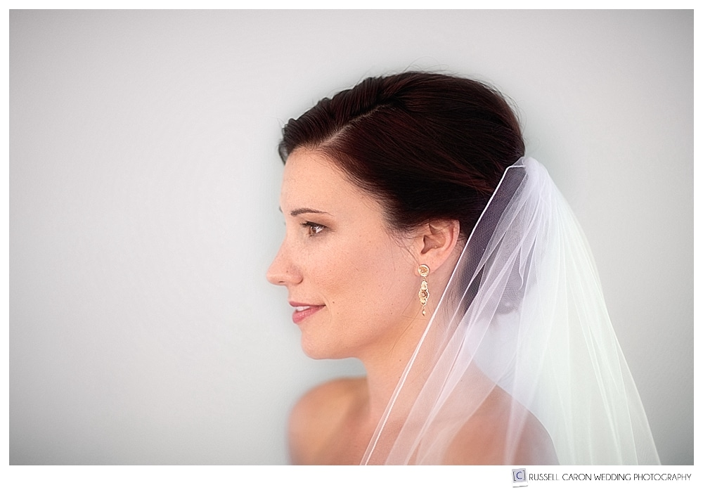 photo of bride