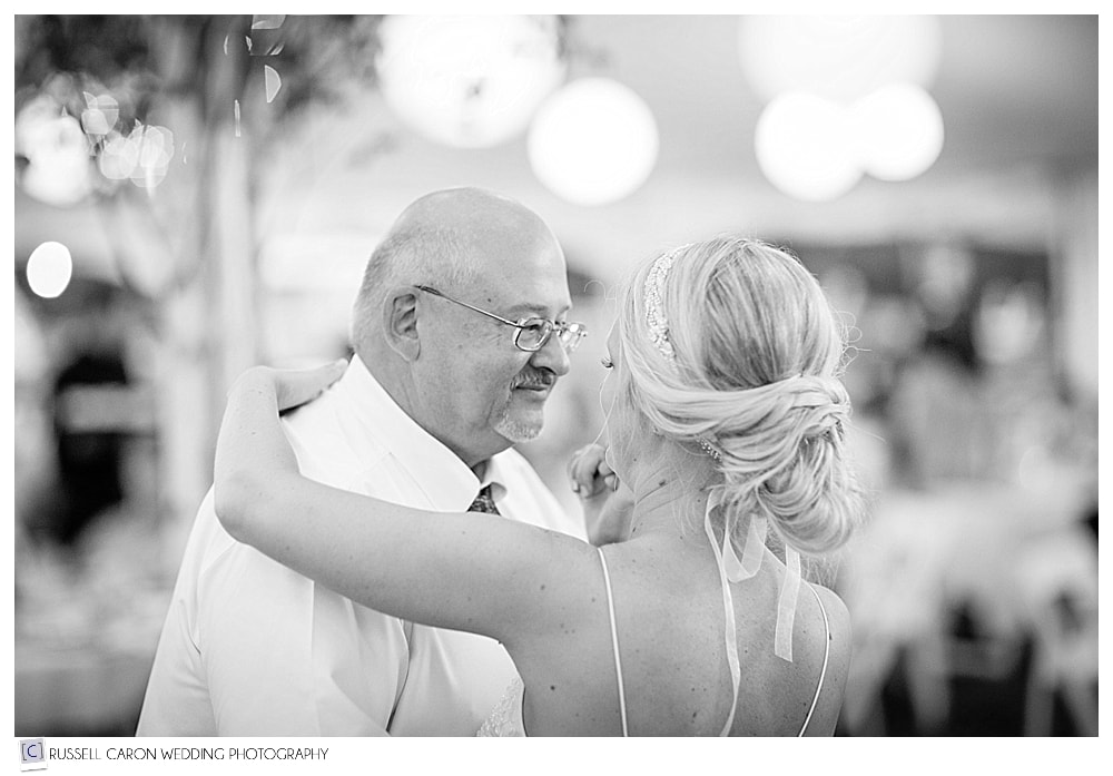 wedding day step father daughter dance