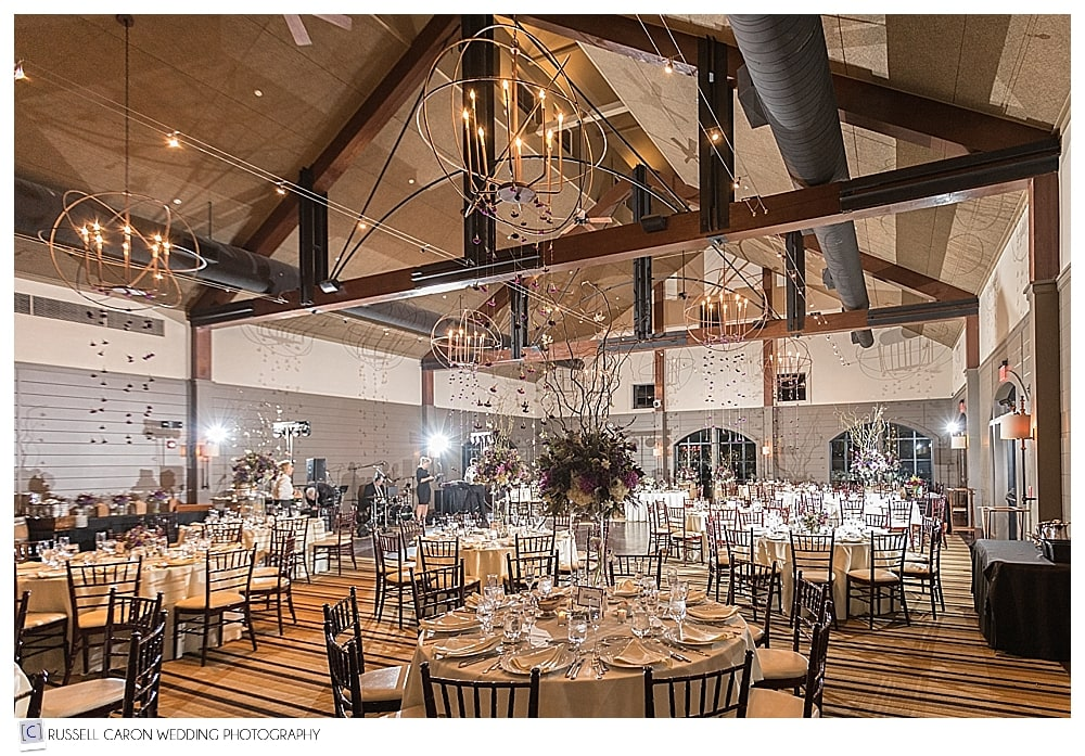 LaBelle Winery wedding reception photo