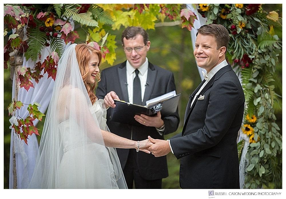 Granite Ridge Estate wedding with Mallory Brooke, Maine wedding weather forecast director