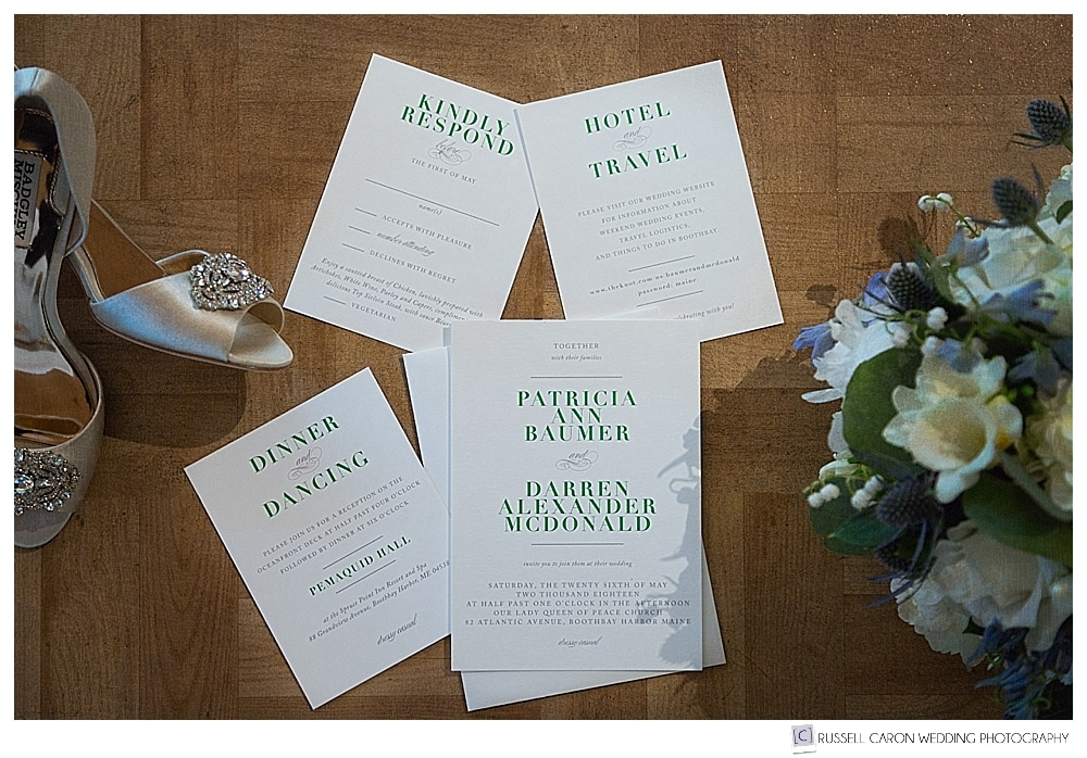 wedding day details, paper suite by minted