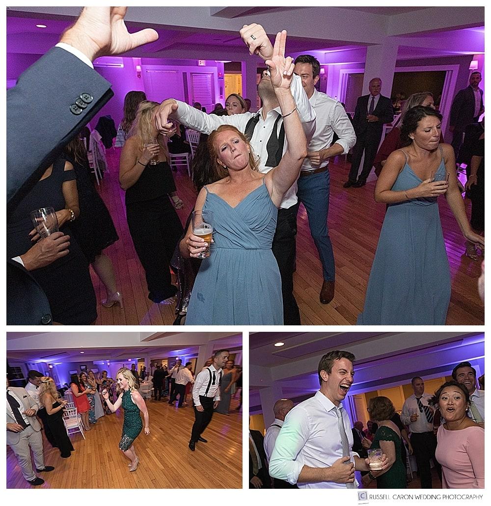 dance photos at the Newagen Seaside Inn