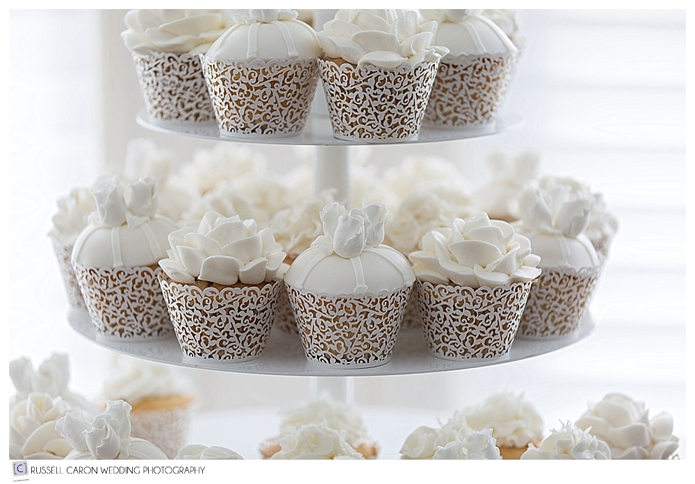 wedding day cupcakes from Let Them Eat Cake