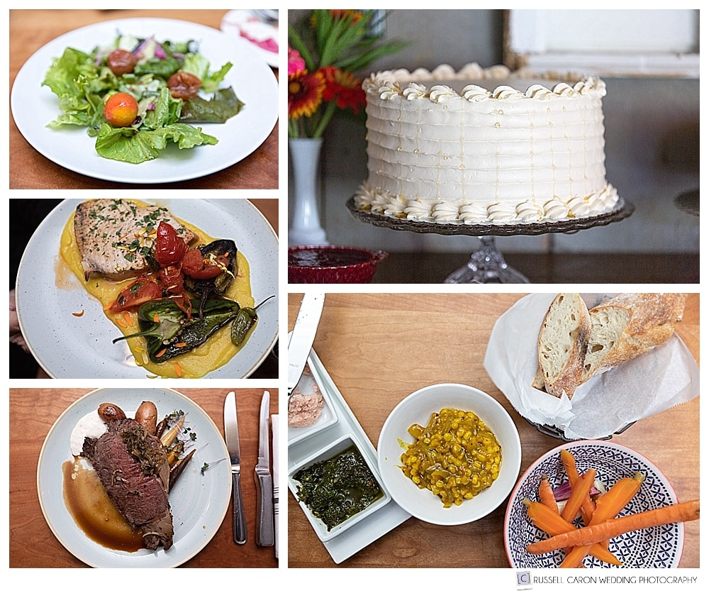 Photos of Thompson House Eatery food, Autumn Nomad Cake