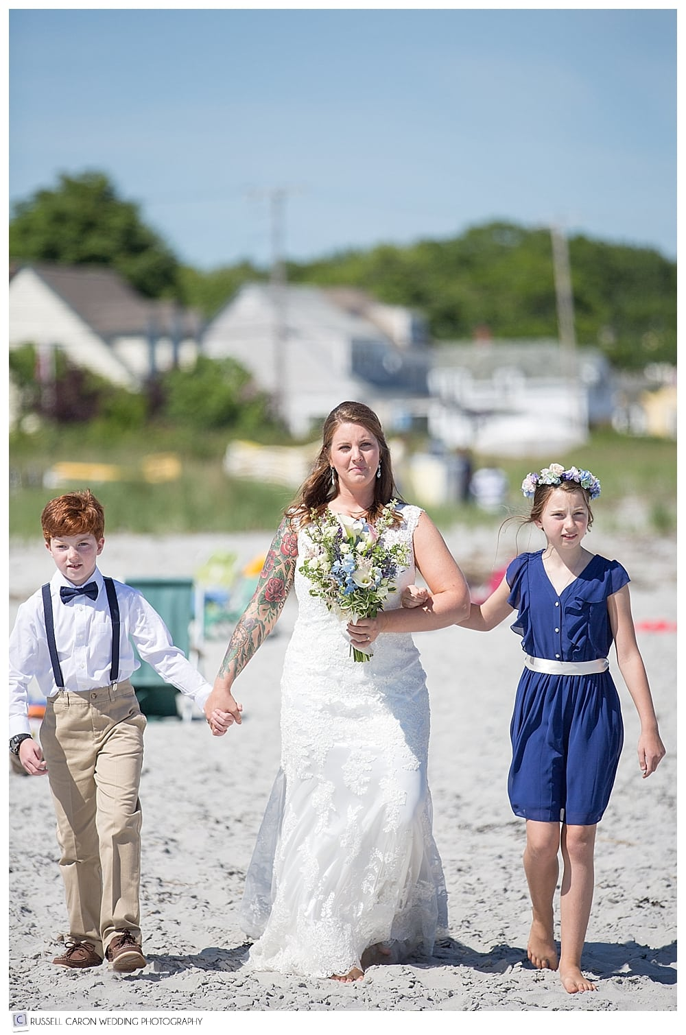 bride-and-children-walking-down-the-aisle