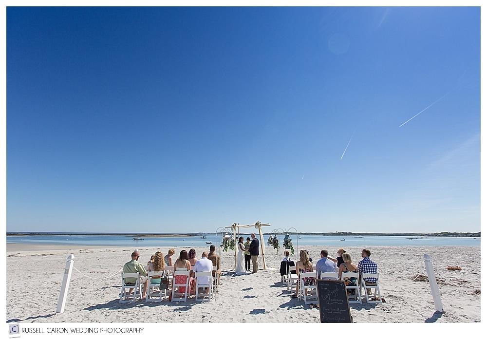 wedding-ceremony-on-goose-rocks-beach-kennebunkport-maine