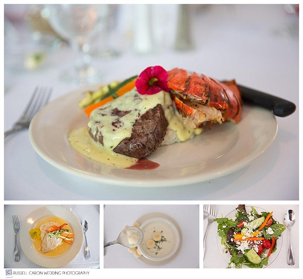 wedding-reception-food-at-ocean-woods-resort-kennebunkport-maine