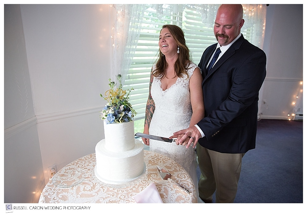 bride-and-groom-cut-the-cake
