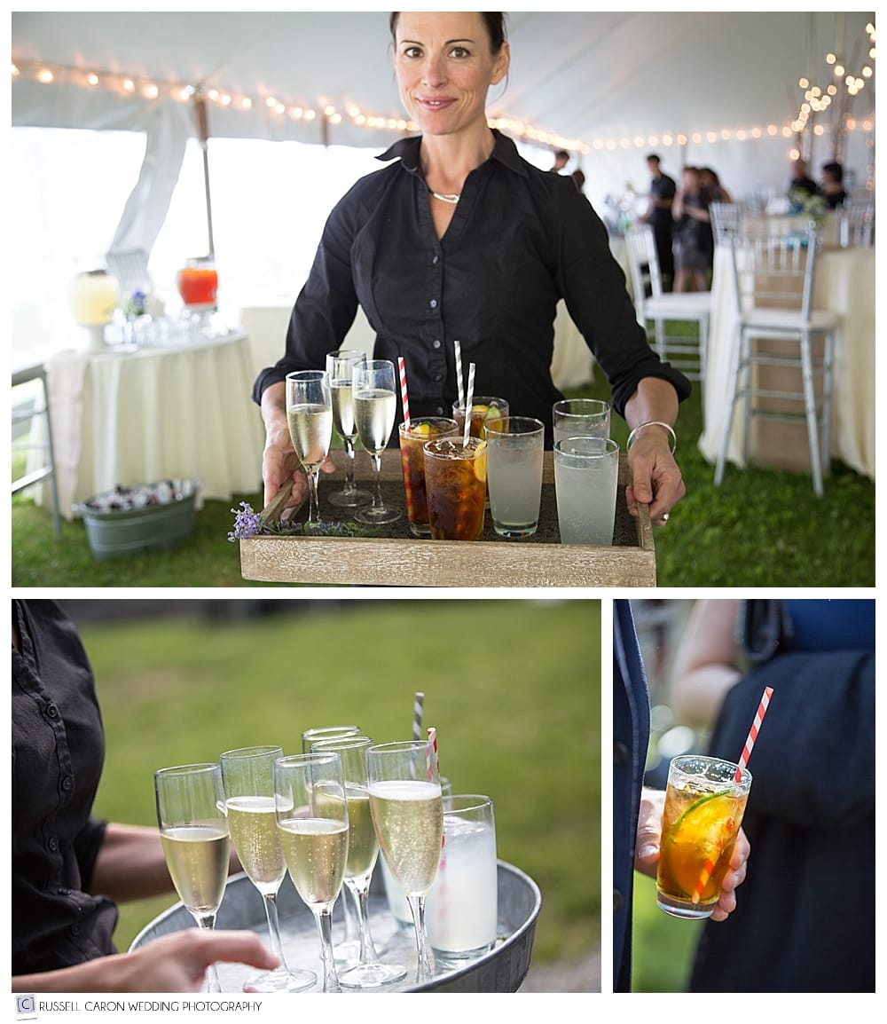 cocktail-hour-during-inn-at-oceans-edge-wedding-reception