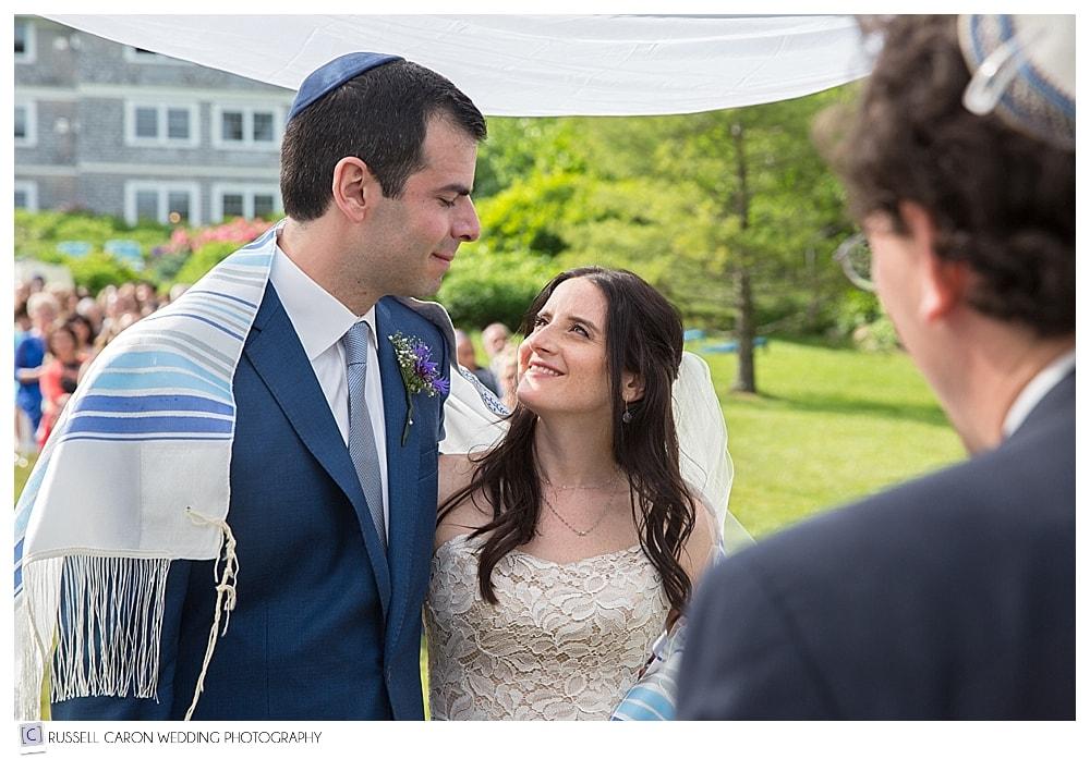 wedding-ceremony-on-lawn-at-inn-at-ocean's-edge