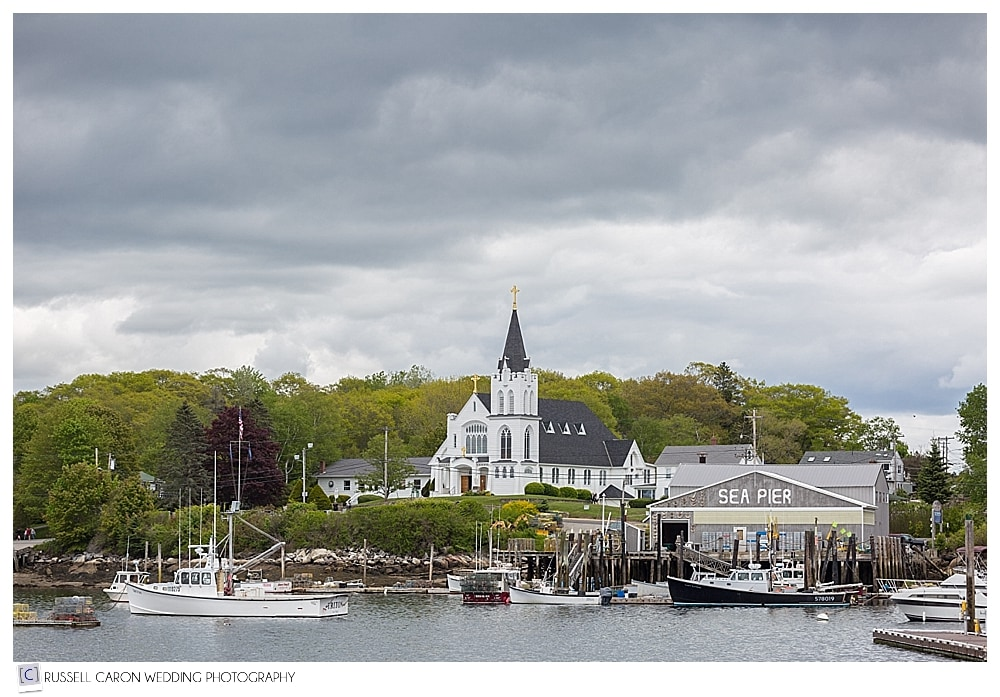 Photo of Our Lady Queen of Peace Church, Boothbay Harbor, Maine