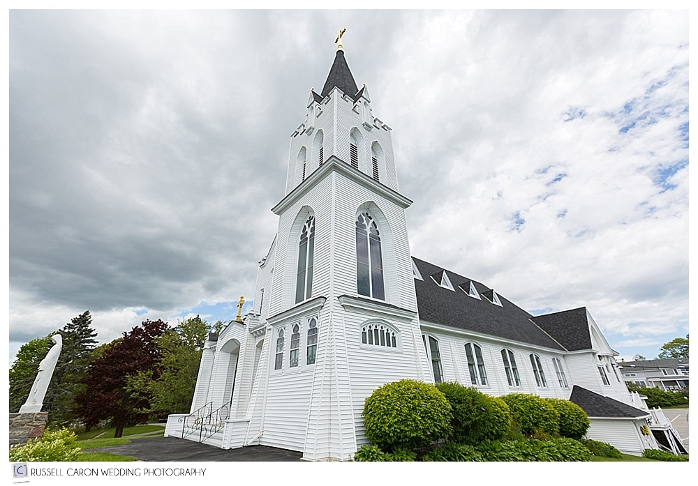 Our Lady Queen of Peace Church, Boothbay Harbor, Maine