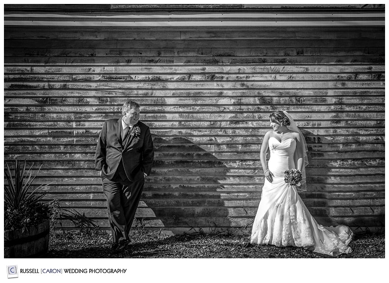 bride-and-groom-in-dock-square-kennebunkport-maine
