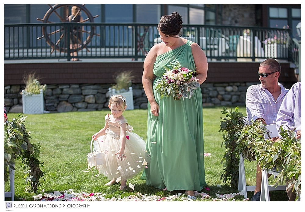 bridesmaid-and-flower-girl