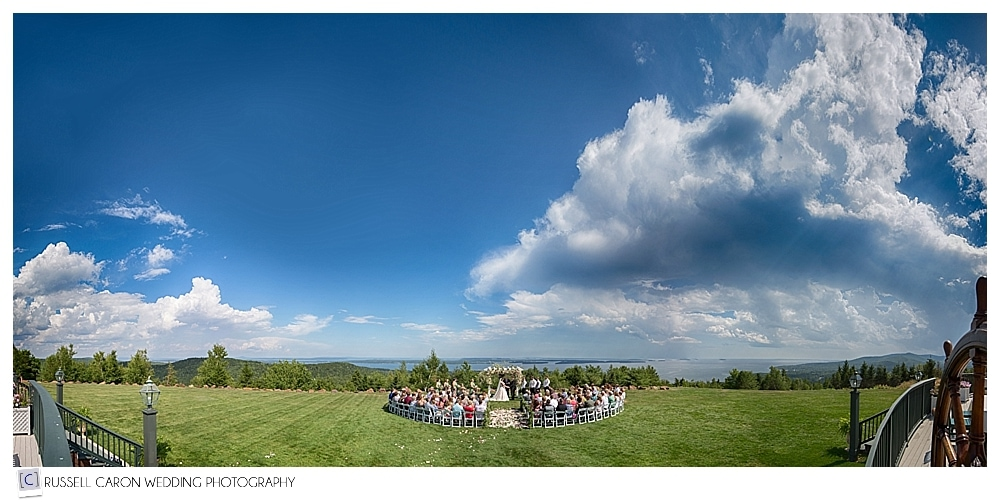 point-lookout-maine-wedding-ceremony