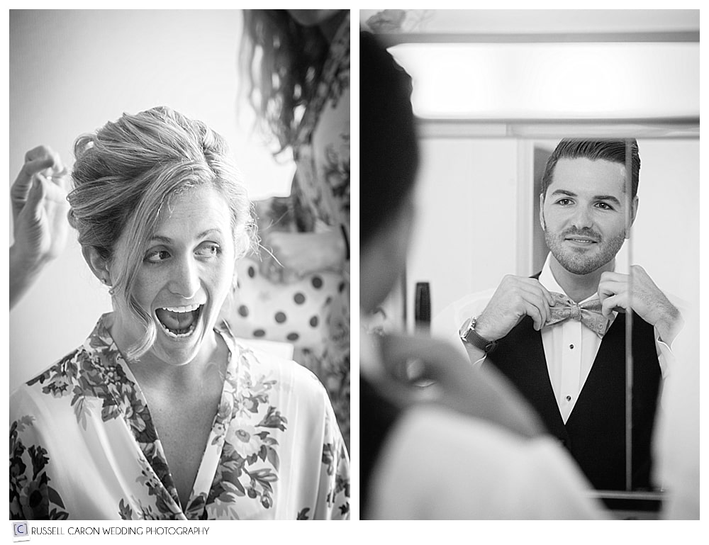 bride-and-groom-getting-ready