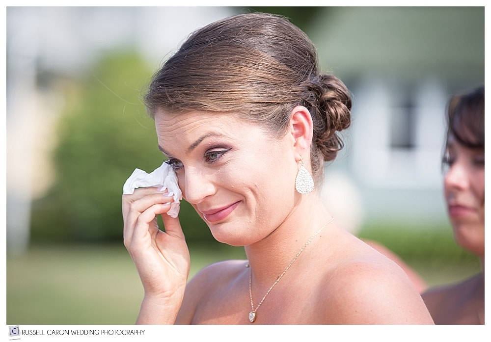 matron-of-honor-cries-during-ceremony