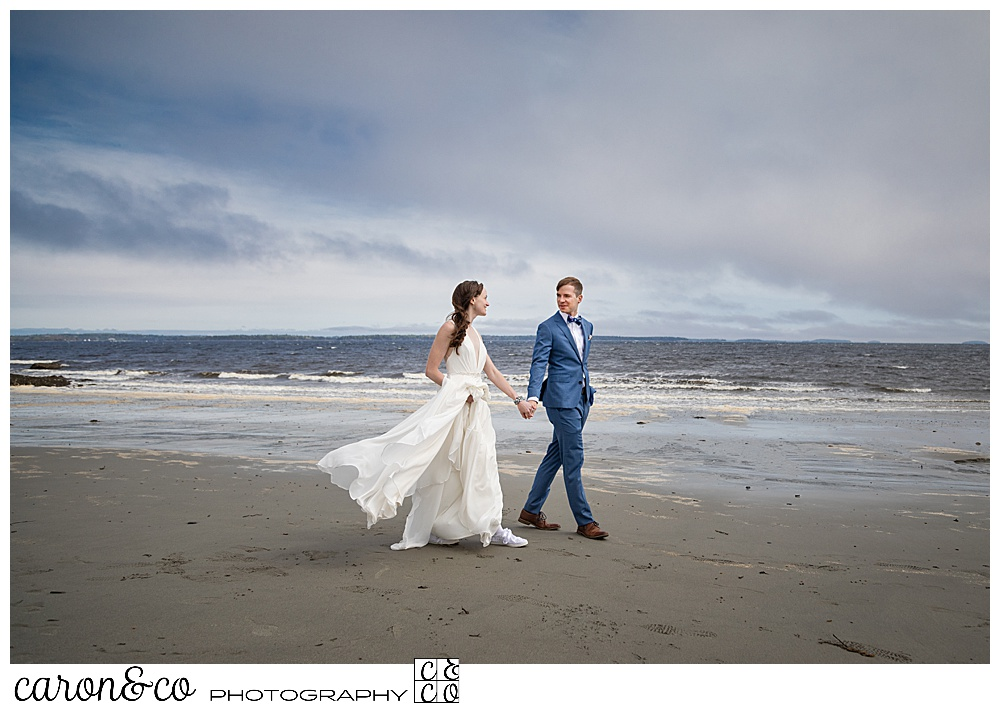 maine elopement photographers