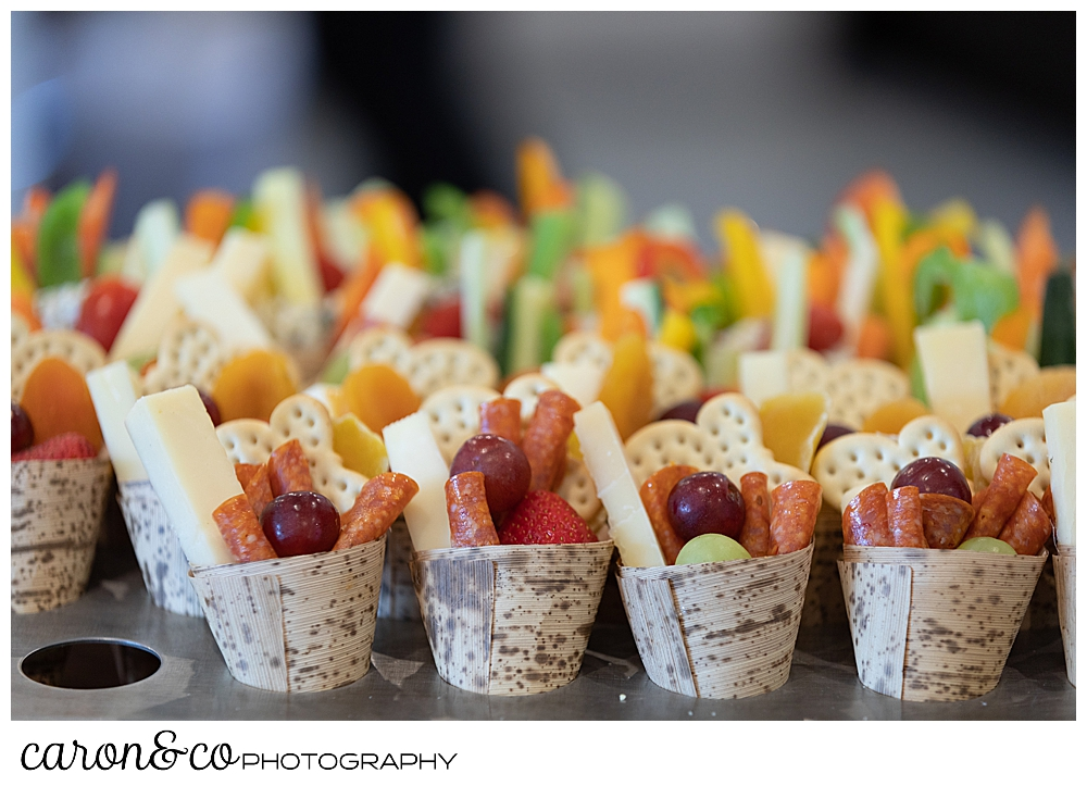 maine wedding catering by blue elephant catering at a scarborough maine wedding