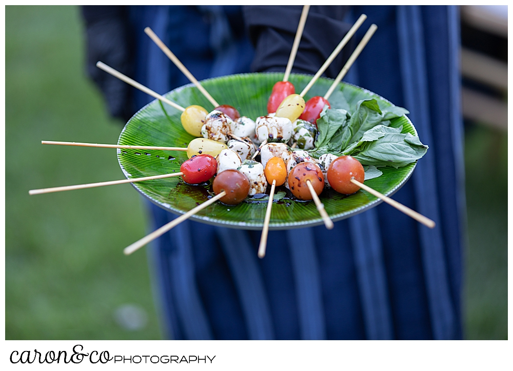 maine wedding catering by blue elephant catering