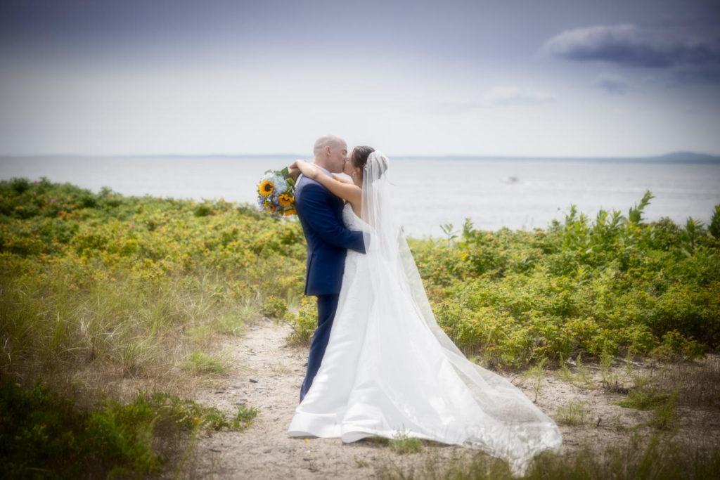 Kennebunk maine wedding photographers